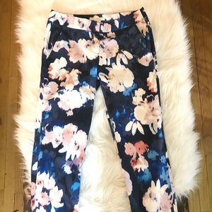 Saint Tropez West Floral Crop Pants